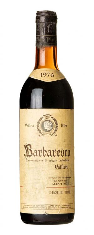1976 Barbaresco Valtieri