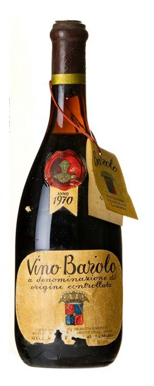 1970 Barbaresco Successori