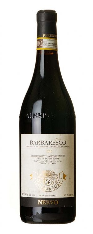 2010 Barbaresco Nervo