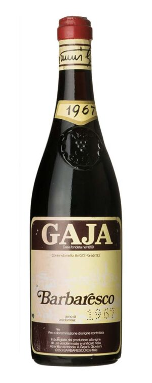 1967 Barbaresco Angelo Gaja