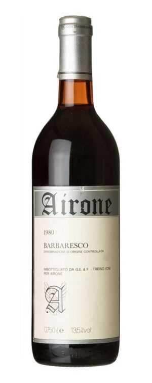 1980 Barbaresco Airone
