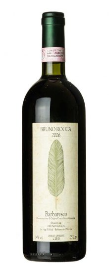 2006 Barbaresco Bruno Rocca