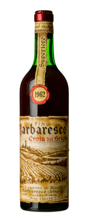 1962 Barbaresco Michele Quazzolo